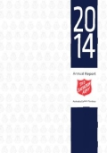 The Salvation Army 2014 Annual Report