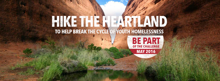 Hike the Heartland for Homeless Youth